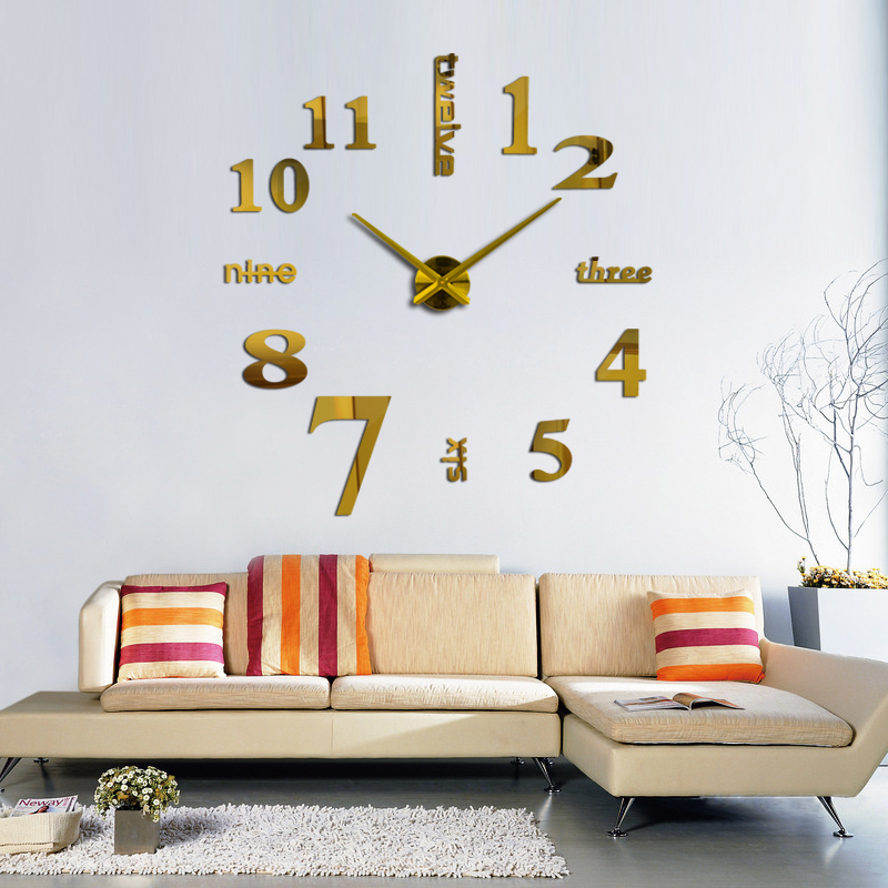 Wanduhr Uhr 3d Fashion Xxl Rot Kaufen Auf Ricardoch